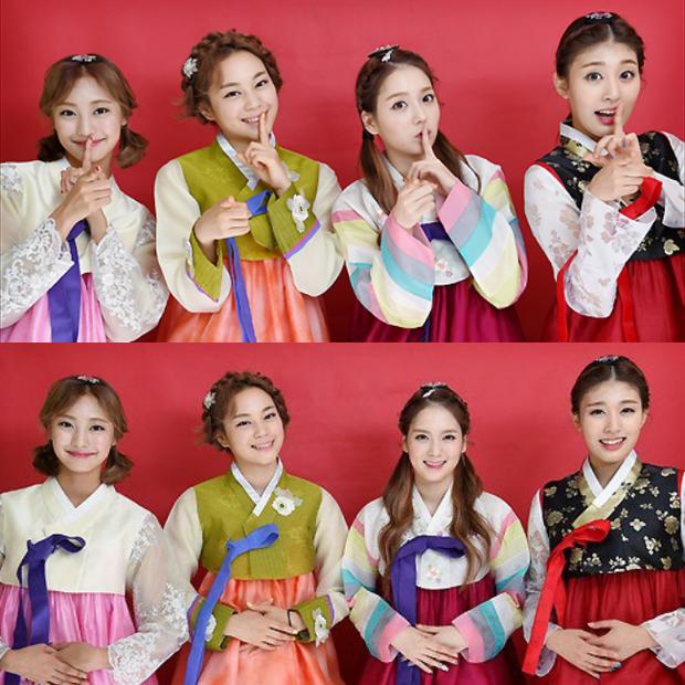 Nhóm nhạc nữ Kpop được khuyên nên đi thẩm mỹ khi khoe khoang về nhan sắc không dao kéo - Ảnh 3.