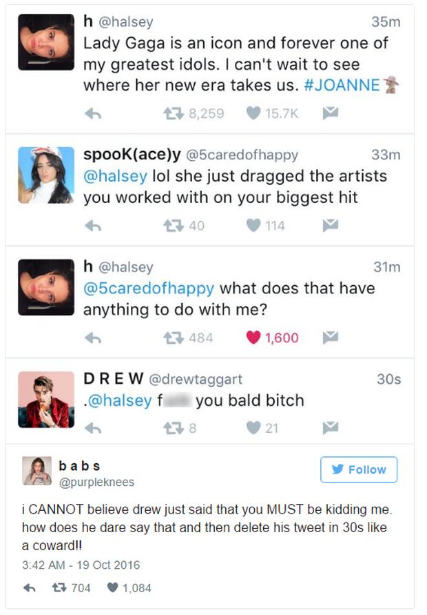 DJ đẹp trai của The Chainsmokers lộ mặt hèn trong vụ lùm xùm với Lady Gaga? - Ảnh 12.