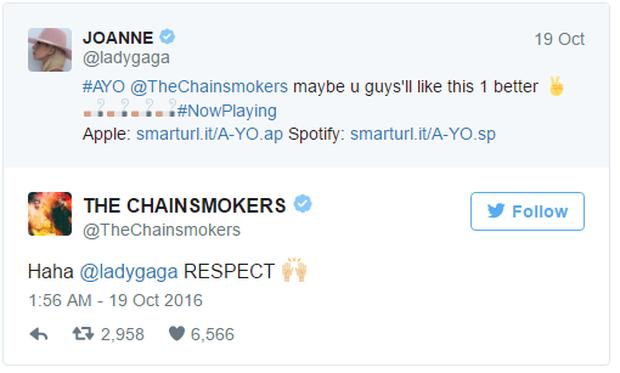 DJ đẹp trai của The Chainsmokers lộ mặt hèn trong vụ lùm xùm với Lady Gaga? - Ảnh 8.