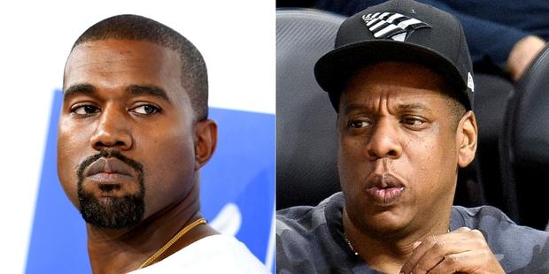 Kanye chửi Jay-Z trong concert vì Kim bị cướp mà không đến nhà thăm - Ảnh 1.