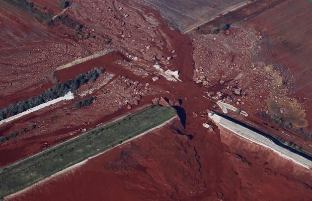 20 bức ảnh gây shock cho thấy nguồn nước trên toàn thế giới đang ô nhiễm nghiêm trọng - Ảnh 17.