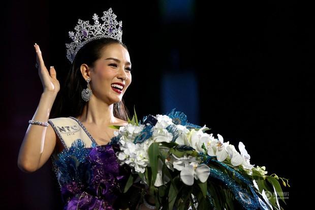 Chùm ảnh: Hậu trường cuộc thi Hoa hậu chuyển giới được quan tâm nhất Thái Lan - Ảnh 2.