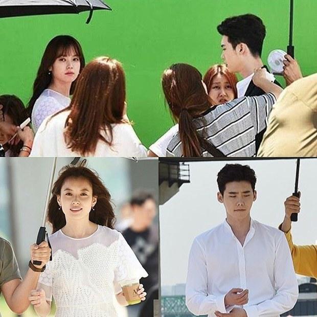Lee Jong Suk siêu giàu, siêu ngầu - Han Hyo Joo hóa bác sĩ xinh tươi trong phim mới - Ảnh 18.