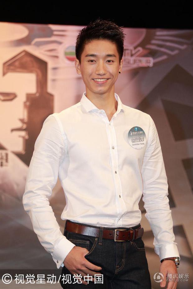 Đây chính là 10 gương mặt sáng giá nhất trong cuộc thi Quý ông Hồng Kông 2016 - Ảnh 17.