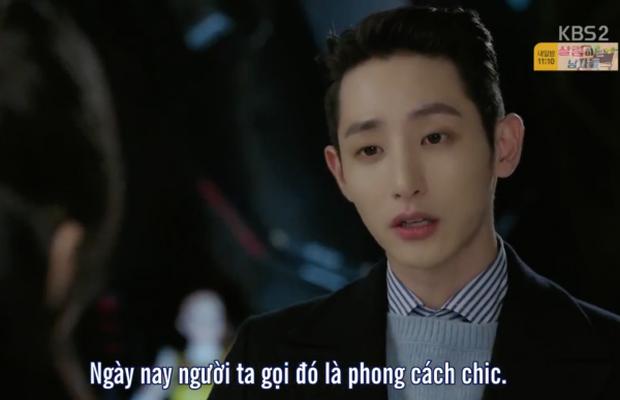 """Soo Ae rũ bỏ mác """"nữ hoàng nước mắt"""", phải lòng trai đẹp Kim Young Kwang - Ảnh 23."""