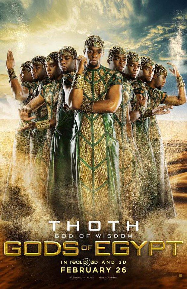 Ai Cập, Hy Lạp, Bắc Âu: Thần nào hoành tráng nhất trên màn ảnh? - Ảnh 21.