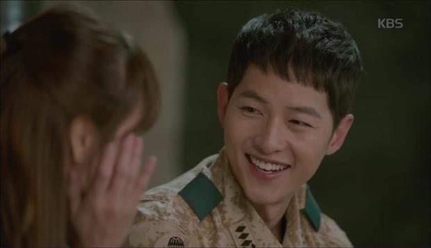 Hậu Duệ Mặt Trời: Song Hye Kyo tự nhận mình thuộc nhóm máu... mỹ nhân! - Ảnh 2.