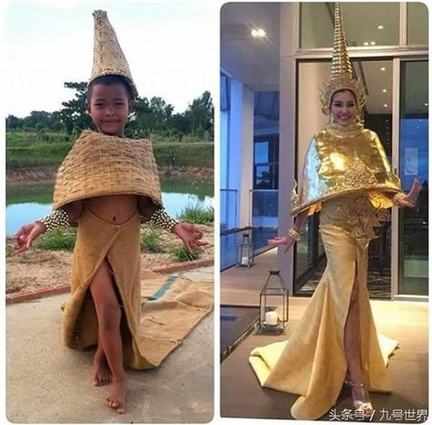 Cậu bé bỗng nổi tiếng khắp Thái Lan vì phong cách thời trang tự chế chẳng giống ai - Ảnh 8.
