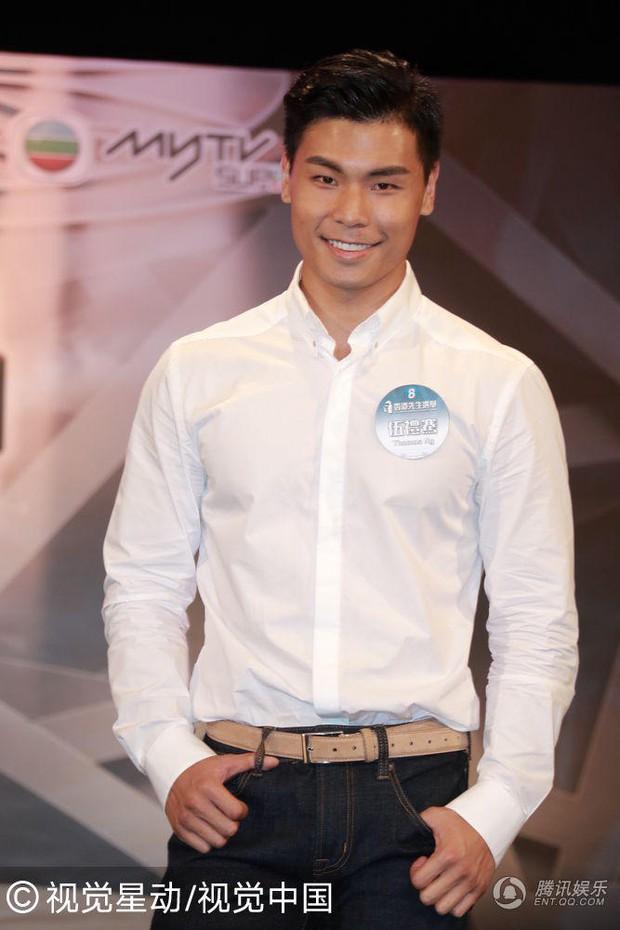 Đây chính là 10 gương mặt sáng giá nhất trong cuộc thi Quý ông Hồng Kông 2016 - Ảnh 16.
