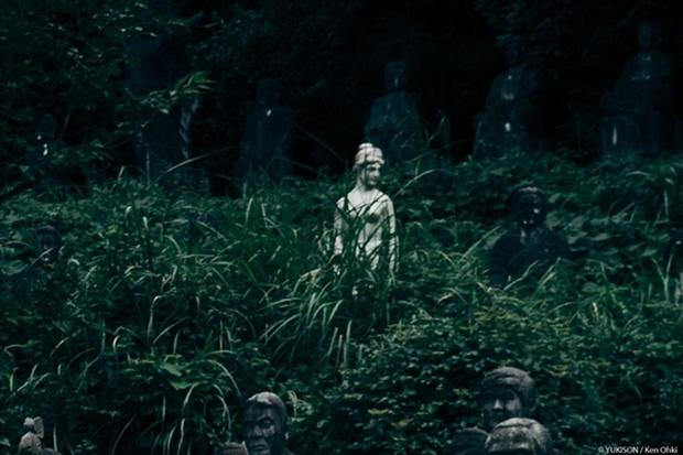 Nỗi ám ảnh từ những bức tượng biết đi tại công viên ma Nhật Bản - Ảnh 9.