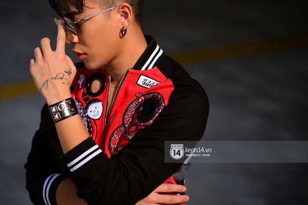 Hoàng Ku, Châu Bùi, Min xuất hiện cực nét cùng fashionista Hàn tại Tuần lễ thời trang ngày 3 - Ảnh 18.