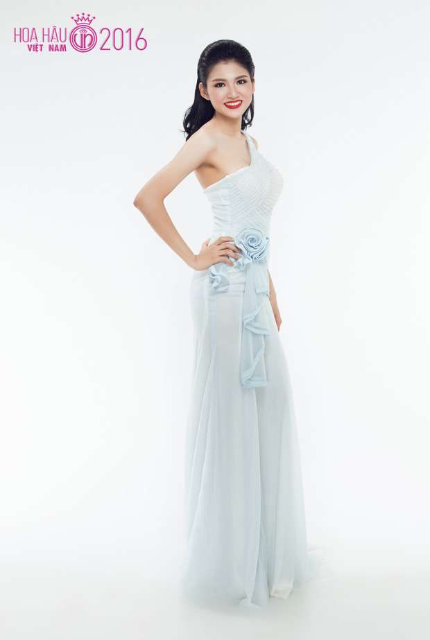 Hoa hậu Việt Nam 2016: 30 người đẹp tranh tài ở vòng Chung khảo phía Nam lộng lẫy với váy dạ hội - Ảnh 6.
