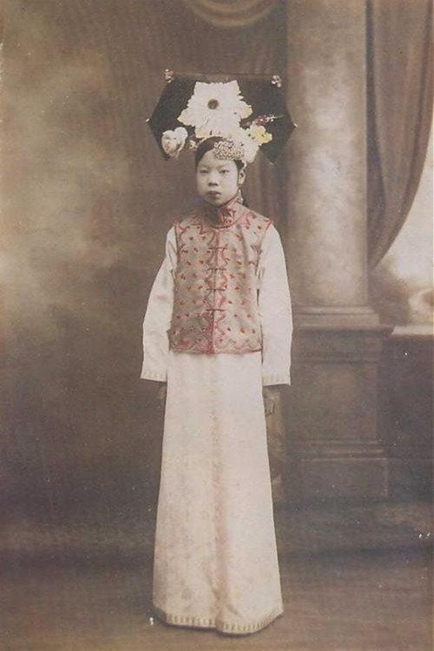 Vẻ đẹp thật sự của các phi tần Trung Quốc thời xưa khiến nhiều người ngã ngửa - Ảnh 6.