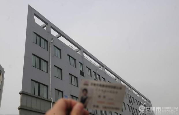 Những tòa nhà không thể mỏng hơn chỉ có ở Trung Quốc - Ảnh 10.