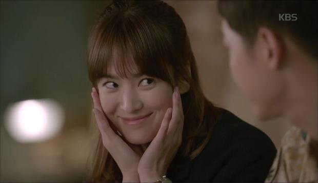 Hậu Duệ Mặt Trời: Song Hye Kyo tự nhận mình thuộc nhóm máu... mỹ nhân! - Ảnh 1.
