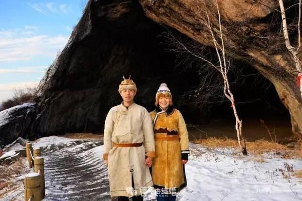 Cặp đôi trẻ cùng xin nghỉ việc để có thời gian đi chụp ảnh cưới vòng quanh Trung Quốc - Ảnh 12.