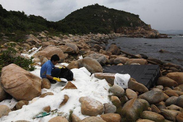 20 bức ảnh gây shock cho thấy nguồn nước trên toàn thế giới đang ô nhiễm nghiêm trọng - Ảnh 19.