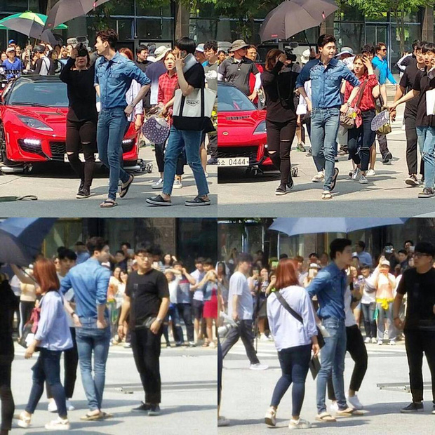 Lee Jong Suk siêu giàu, siêu ngầu - Han Hyo Joo hóa bác sĩ xinh tươi trong phim mới - Ảnh 20.