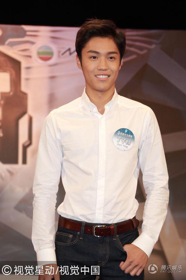 Đây chính là 10 gương mặt sáng giá nhất trong cuộc thi Quý ông Hồng Kông 2016 - Ảnh 19.
