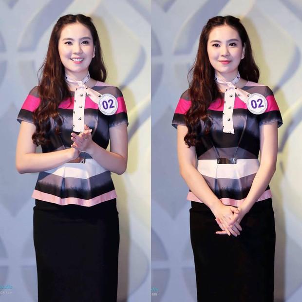Cô gái thời tiết Mai Ngọc chính là MC xinh đẹp nhất VTV - Ảnh 6.