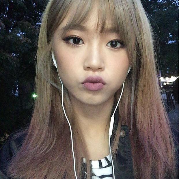 Cô gái Hàn Quốc được phong danh thánh make-up vì biệt tài biến hóa thành bất cứ ngôi sao nào! - Ảnh 1.