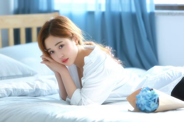 Hoa hậu cơ bắp Hàn Quốc gây sốt với màn ném bóng chày sexy - Ảnh 13.