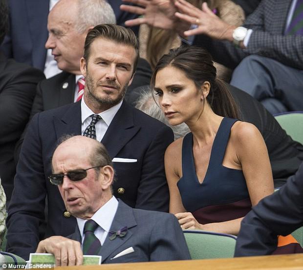 David Beckham vung tiền giải cứu đế chế thời trang của vợ - Ảnh 1.