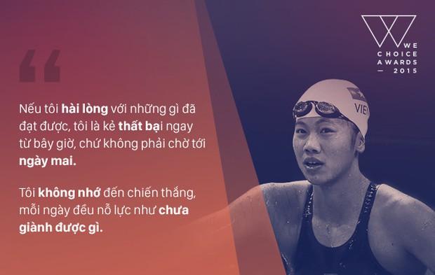 Hoàng Xuân Vinh, Ánh Viên: Những người lính Việt Nam chinh phục thế giới - Ảnh 3.