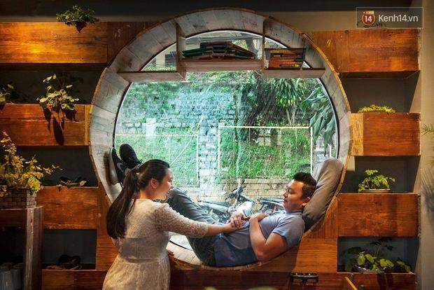 Những điều thú vị ở An - Quán cafe nằm giữa 5 cây mai anh đào cổ thụ tại Đà Lạt - Ảnh 9.