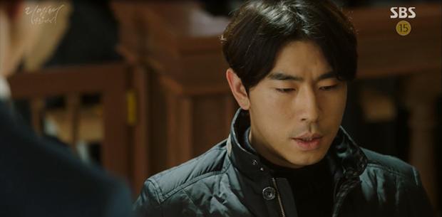 """""""Remember"""": Yoo Seung Ho nghẹn lời khi đã giải oan cho cha thành công - Ảnh 2."""