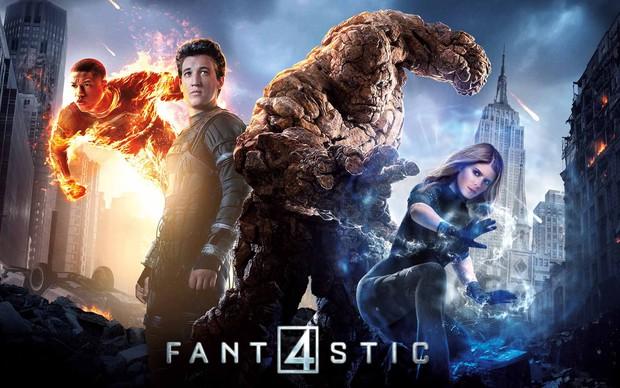Mâm xôi vàng 36 - Cuộc tranh tài gay cấn của Fifty Shades of Grey và Fantastic Four - Ảnh 2.