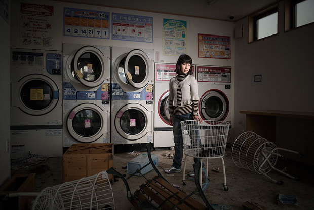 Nhật Bản: Người dân Fukushima trở lại thành phố ma trong loạt hình đầy ám ảnh - Ảnh 2.