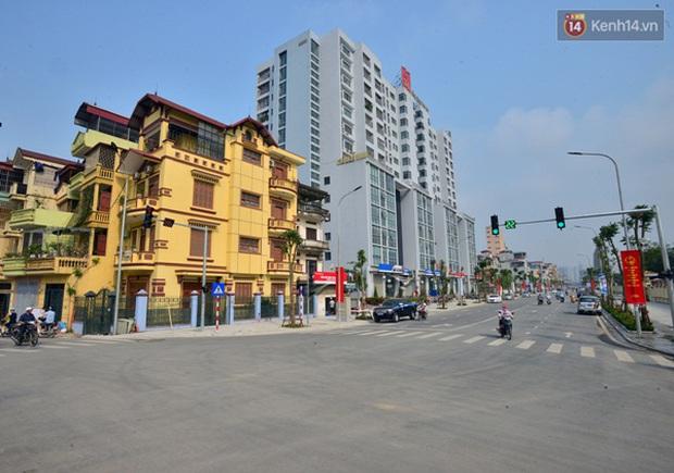 Thông xe tuyến đường kiểu mẫu đầu tiên ở Hà Nội - Ảnh 2.