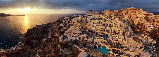 Các thành phố nổi tiếng trông như thế nào khi nhìn từ trên cao? - Ảnh 2.