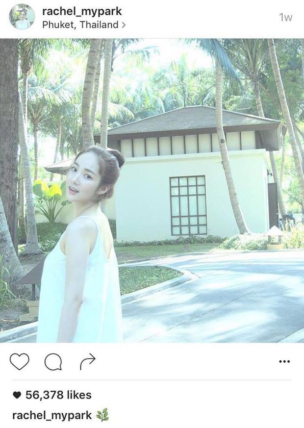 Park Min Young khoe ảnh nghỉ mát tại Đà Nẵng - Việt Nam - Ảnh 2.