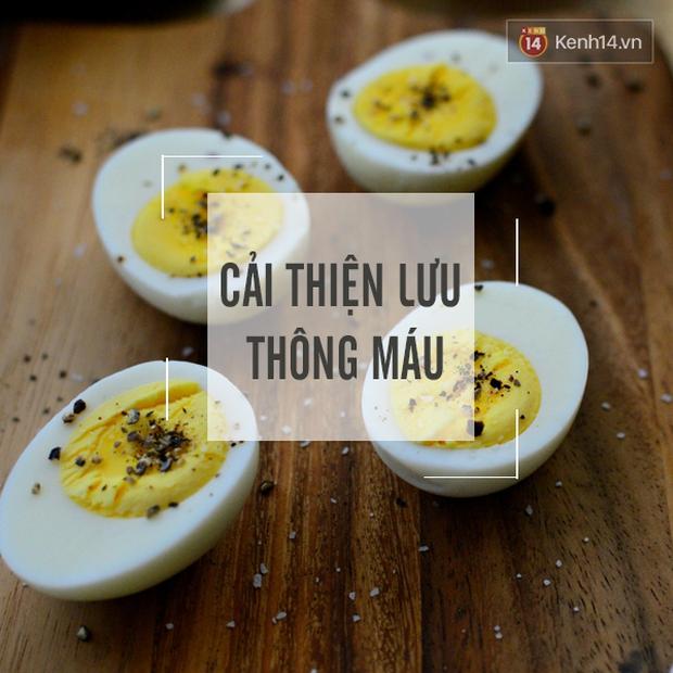 Những lợi ích không thể kể hết của việc ăn trứng vào bữa sáng - Ảnh 2.