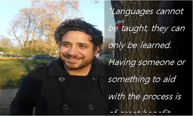 """Hãy để """"bí kíp"""" của anh chàng thông thạo 11 thứ tiếng tiếp lửa khám phá ngoại ngữ của bạn - Ảnh 2."""