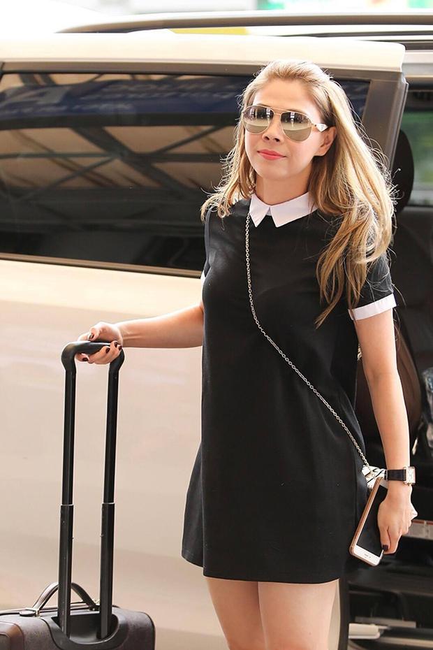 Thanh Thảo mang 200kg hành lý ra Hà Nội để phục vụ cho liveshow - Ảnh 2.