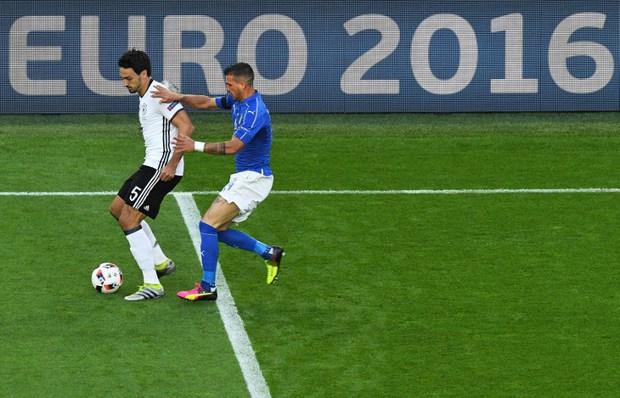 Đức vỡ òa, Italia sụp đổ sau trận tứ kết nghẹt thở trên chấm luân lưu - Ảnh 2.