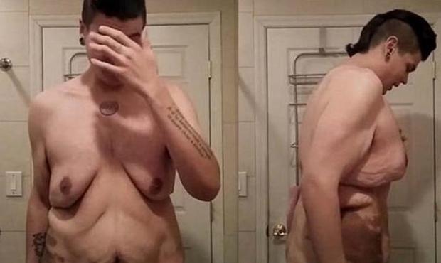 Sau khi xem xong chùm ảnh này, có lẽ bạn sẽ không còn điên cuồng giảm cân nữa - Ảnh 2.