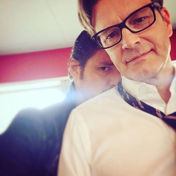 Colin Firth xuất hiện trên phim trường Kingsman: The Golden Circle - Ảnh 2.