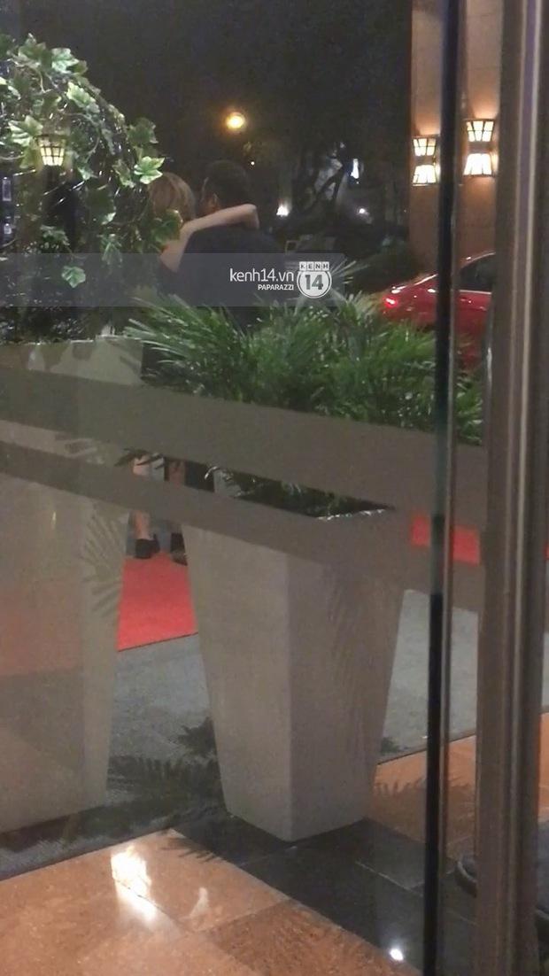 Hot clip: Yanbi mắng chửi vì Andrea say rượu đến nôn mửa trên đường phố - Ảnh 4.