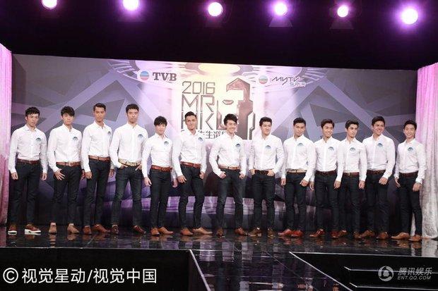Đây chính là 10 gương mặt sáng giá nhất trong cuộc thi Quý ông Hồng Kông 2016 - Ảnh 2.