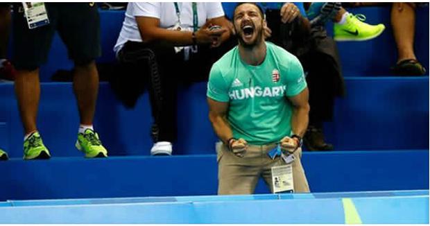 Những khoảnh khắc không thể quên tại Olympic 2016 - Ảnh 2.
