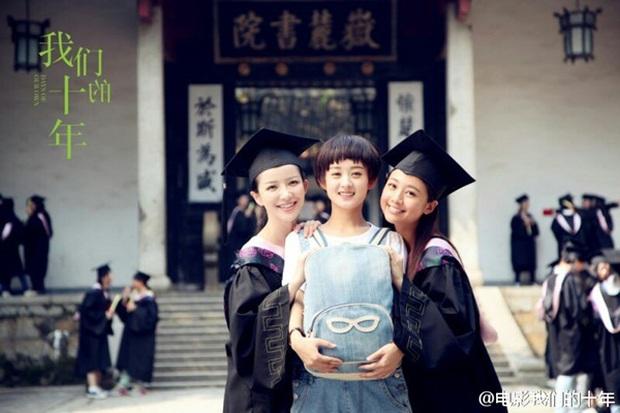 Điện ảnh Hoa ngữ tháng 9: Từ tình cảm lãng mạn đến hành động nghẹt thở - Ảnh 5.