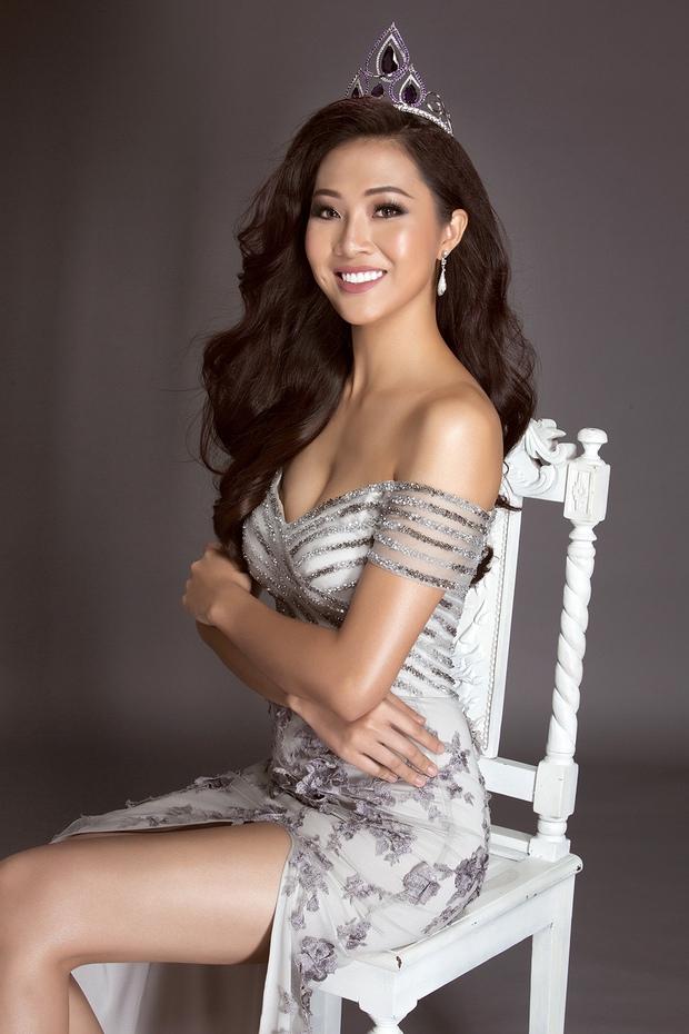 Hoa khôi Diệu Ngọc sẵn sàng tiếp bước Lan Khuê, chinh chiến tại Miss World 2016 - Ảnh 2.