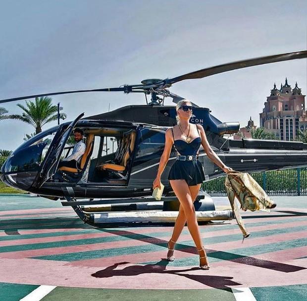 Hãy xem cách mà hội con nhà giàu Dubai nhảy múa trên đống tiền - Ảnh 9.
