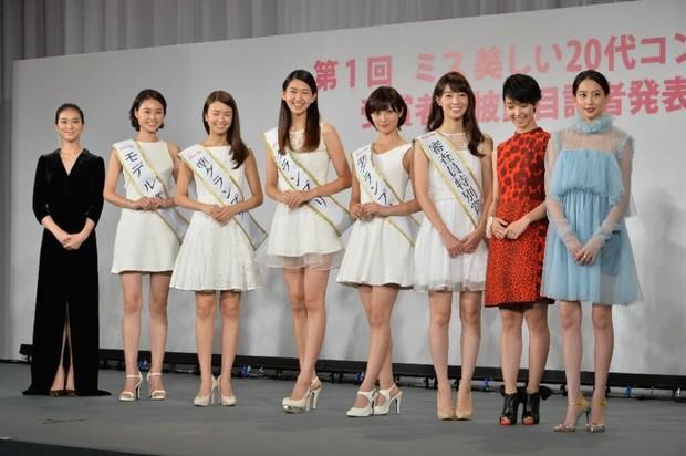 Đây là nhan sắc của những Nữ sinh 20 tuổi xinh đẹp nhất Nhật Bản - Ảnh 2.