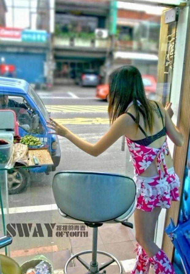 Cuộc sống ít người biết của những nàng Tây Thi bán trầu nóng bỏng trên đường phố Đài Loan - Ảnh 10.