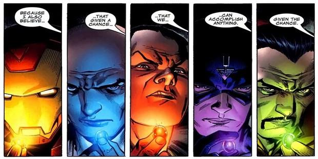 Hội Iluminati sẽ xuất hiện trong phim siêu anh hùng Doctor Strange? - Ảnh 3.